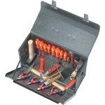 Knipex 00 21 02 SL Tool Bag – 24 Piece