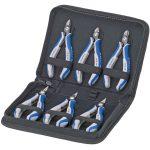 Knipex 00 20 16 P Electronics Pliers Set – 6 Piece