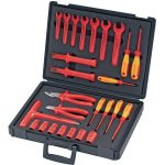 Knipex 98 99 12 Standard Tool Case 26 Parts