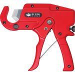 Knipex 94 10 185 Pipe Cutter For Plastic Conduit Pipes 185mm
