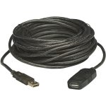 Manhattan 150958 Hi-Speed USB Active Extension Cable 20m