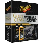 Meguiars G9966 Gold Class Wash and Wax Car Care Kit – 473ml