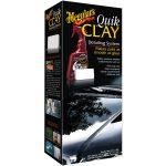 Meguiars G1116 Quik Clay Starter Kit 473ml And 50g Clay Bar