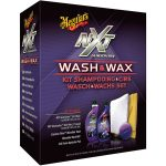 Meguiars G9977EU NXT Wash and Wax Kit