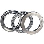 UBC Bearing 51100 Axial Grooved Ball Bearings Bore Diameter 10mm O…