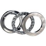 UBC Bearing 51103 Axial Grooved Ball Bearings Bore Diameter 17mm O…
