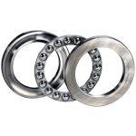 UBC Bearing 51104 Axial Grooved Ball Bearings Bore Diameter 20mm O…