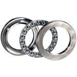 UBC Bearing 51105 Axial Grooved Ball Bearings Bore Diameter 25mm O…