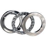 UBC Bearing 51108 Axial Grooved Ball Bearings Bore Diameter 40mm O…