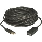 Manhattan 150248 Hi-Speed USB Active Extension Cable – 10m