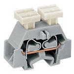 WAGO 261-336/342-000 2-Cndtr. 2 Push Btn. F-Flange T-Block Orange …