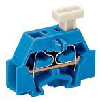 WAGO 261-304/331-000 2-Cndtr. Push Btn. Fix Flange T-Block Blue AW…