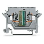 WAGO 280-615/281-412 5mm T-blk. Var-Resistor 0.5O-20O 0.75W Grey A…
