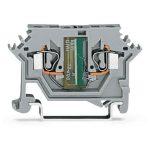 WAGO 280-615/281-428 5mm T-blk. Var-Resistor 20O-1kO 0.75W Grey AW…