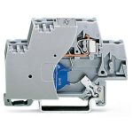 WAGO 280-502/281-584 10mm Varistor 60V Terminal Block Grey AWG 28-…