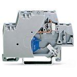 WAGO 280-502/281-588 10mm Varistor 230V T-blk. w End Plate Grey AW…