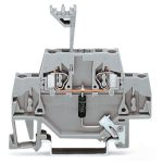 WAGO 280-502/281-603 5mm Diode 48V Terminal Block Grey AWG 28-14 50pk