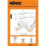 WAGO 210-414 Stickers for Operating Instructions 100pk