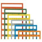 WAGO 248-578/000-007 Miniature WSB Quick Marking System PE Grey 5pk
