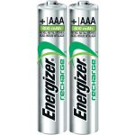 Energizer 638628 Extreme Rechargeable AAA Battery x2 NiMH 1.2V 800mAh