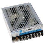 Cotek AK 75-05 75W Enclosed Power Supply 5VDC 15A