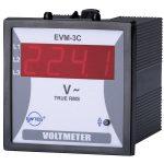 ENTES EVM-3C-72 Digital Panel Meter