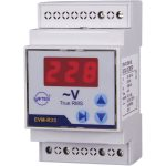 ENTES EVM-R3S DIN Rail Digital Panel Meter