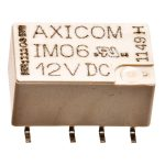 TE Connectivity IM06GR 12VDC 2A DPCO Surface Mount Relay 140mW 1029Ohm