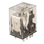 Good Sky RE-4-02D 4PCO 5A Power Relay 12VDC