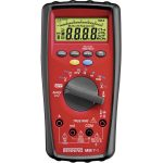 Benning 044085 MM 7-1 Digital Multimeter 6000 Counts CAT IV 600V