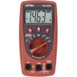 Testboy TB-2200 Digital Multimeter 2000 Counts CAT III 300V