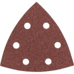 Bosch 2608605601 Delta Sandpaper Hook and Loop Perforated 80 Grit 93…