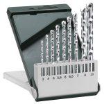 Bosch 2609255463 Carbide Masonry Drills Set Straight Shank 3 to 10…
