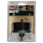 Bosch 2609255634 Hole Saw Set 46 to 81x31mm 6-pieces and Arbor /Cent…