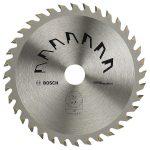 Bosch 2609256850 Circular Saw Blade TCT Precision 140×20/12.75×2.5…