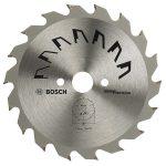 Bosch 2609256852 Circular Saw Blade TCT Precision 150×20/16×2.5mm …