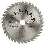 Bosch 2609256853 Circular Saw Blade TCT Precision 150×20/16×2.5mm …