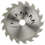 Bosch 2609256854 Circular Saw Blade TCT Precision 160×20/16×2.5mm …