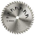 Bosch 2609256864 Circular Saw Blade TCT Precision 184x16x2.5mm 40 …