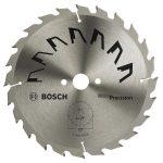 Bosch 2609256866 Circular Saw Blade TCT Precision 190×20/16×2.5mm …