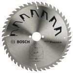 Bosch 2609256875 Circular Saw Blade TCT Precision 230x30x2.5mm 48 …