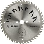 Bosch 2609256933 Circular Saw Blade TCT Precision 160x30x2.5mm 24 …