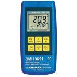 Greisinger GMH3691 and GGO369 Oxygen Meter with Sensor