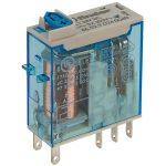 Finder 46.52.9.024.0040 24V Relay DPDT DC 8A (Miniature) 46.52
