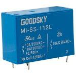 Good Sky MI-SS-112L 12V 10A SPDT Relay