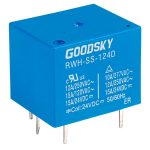Good Sky RWH-SS-124D 24V RWH Series 12A SPDT Relay