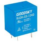Good Sky RUDH-SS-124D 24V RUDH Series 12A SPDT Relay