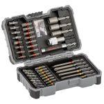 Bosch 2607017164 43-Piece Screwdriver Bit and Socket Set