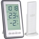 Ws-9160-It 3-Channel Wireless Thermometer With Outdoor Sensor