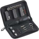 Bosch 2607019506 38-Piece Screwdriver Bit Set with Sockets and All…